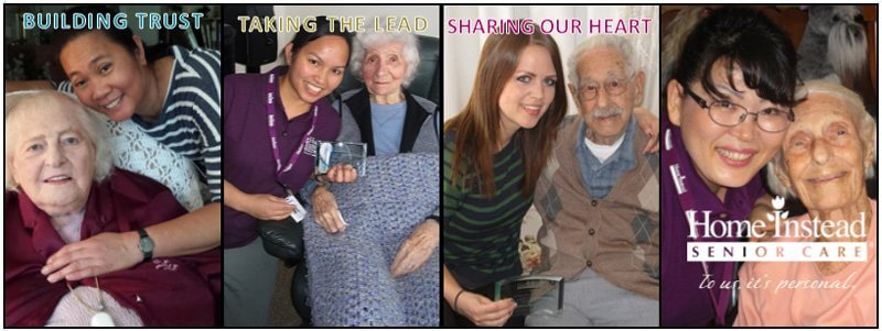 Careers, Caregivers, PSWs, Home Instead Etobicoke and